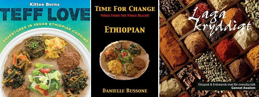 Cookbooks ethiopian food mesob across america this quirky and personal book which berns sells herself along with her other food related zines has a few dozen recipes adapted from forumfinder Gallery