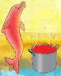 Dolphin's doro wot