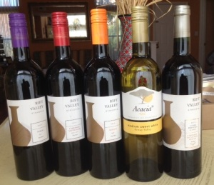 Castel's new line of Ethiopian-made wines