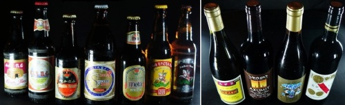 Ethiopian companies make many beers and wines that they export around the world.