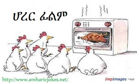 Doro Wot May Be The National Dish Of Ethiopia But The Countrys Chickens Dont Much Care For It The Amharic Letters At The Top Of This Cartoon