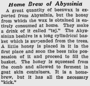 From a 1926 Wyoming newspaper