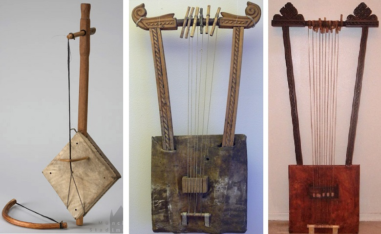 Singing for your supper the music of the meal ethiopian for Cuisine instrument